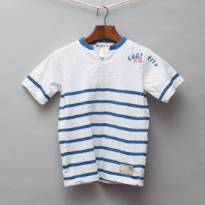 Jack & Milly Blue Striped T-Shirt