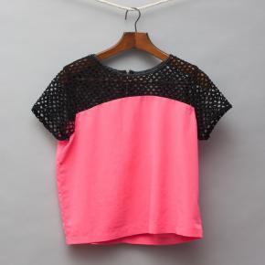 Wayne Jnr Fluro Pink T-Shirt