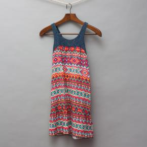 Roxy Coloured Printed Dress