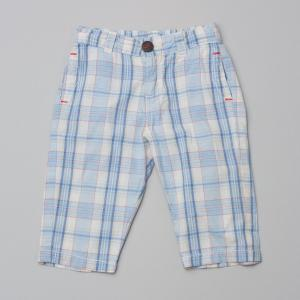 Purebaby Plaid Pants