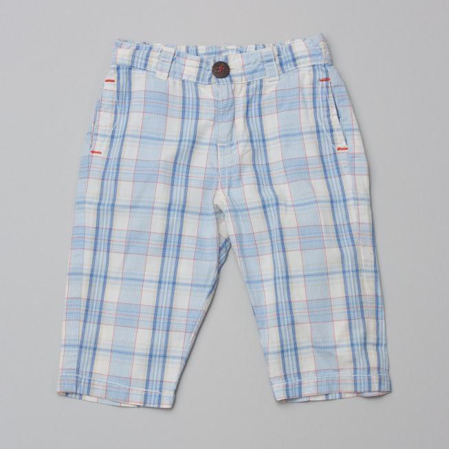 Purebaby Plaid Pants