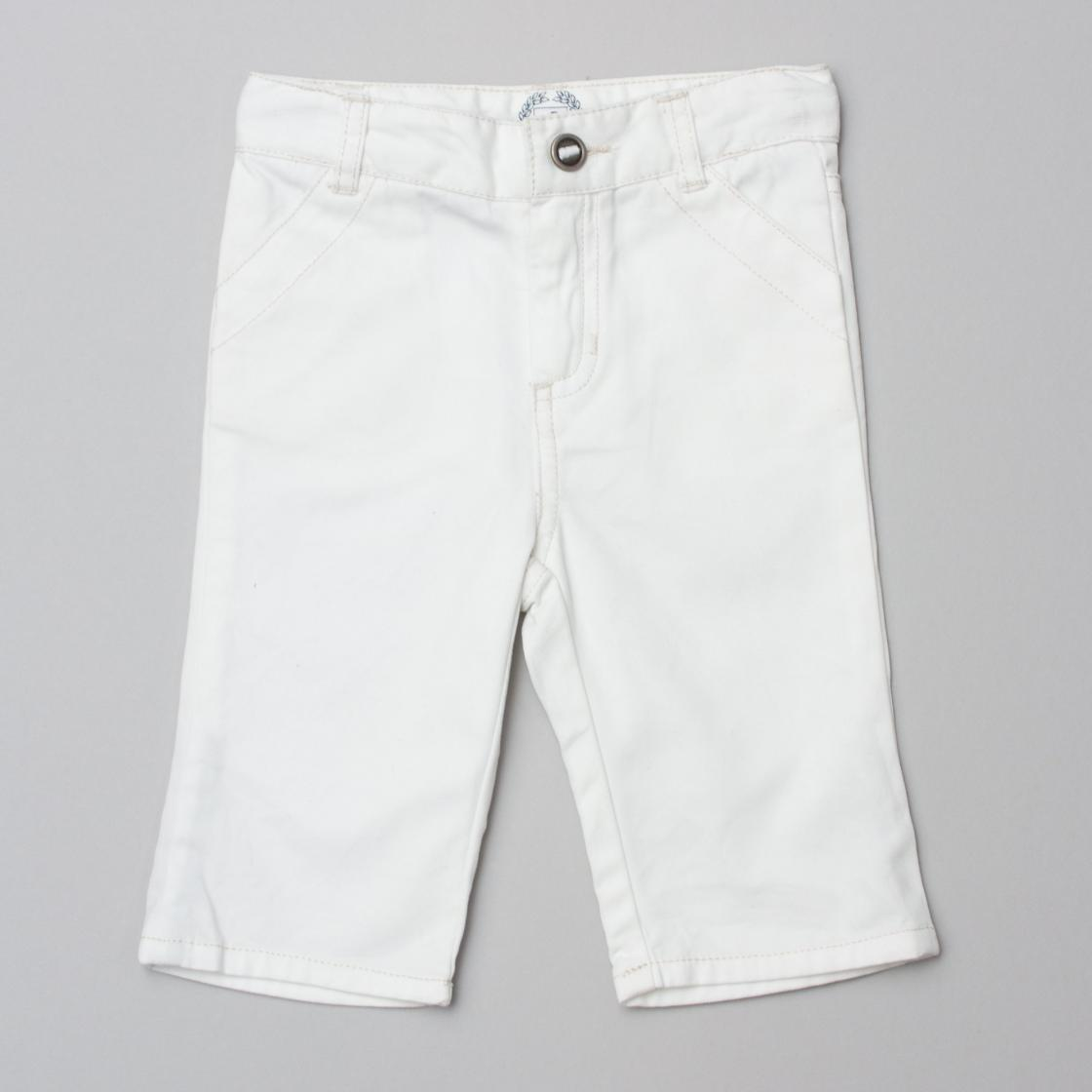 Jacadi White Pants