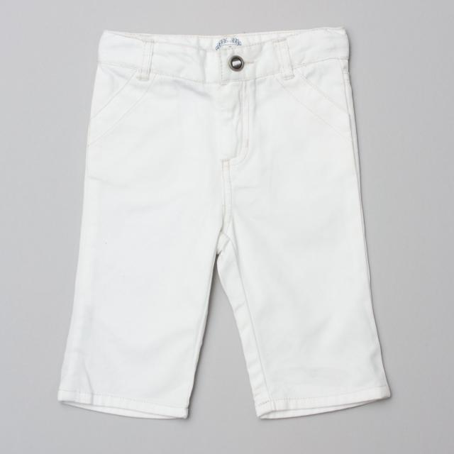 Jacadi White Pants