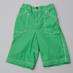 Run Scotty Run Green Shorts