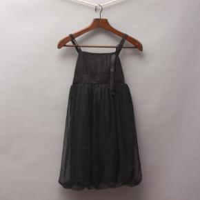 Junior Zone Black Party Dress