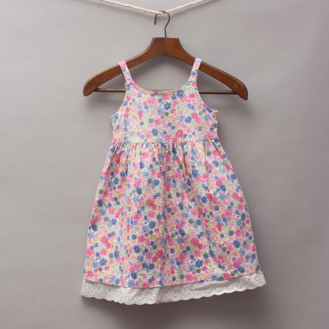 Little Sun Floral Dress