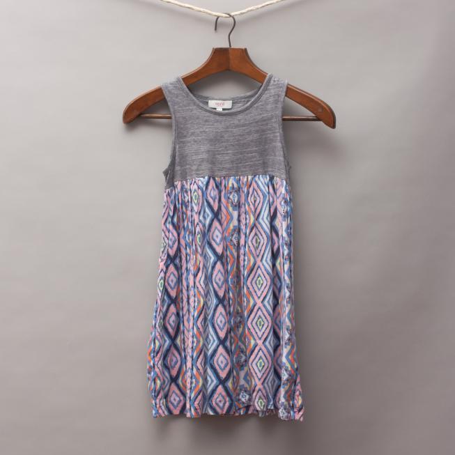 Seed Geometric Dress