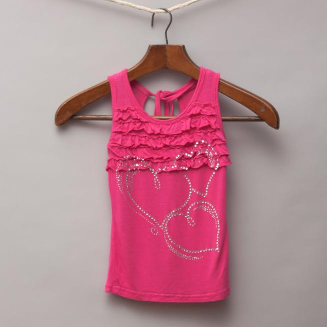 Kids Stuff Embellished Singlet