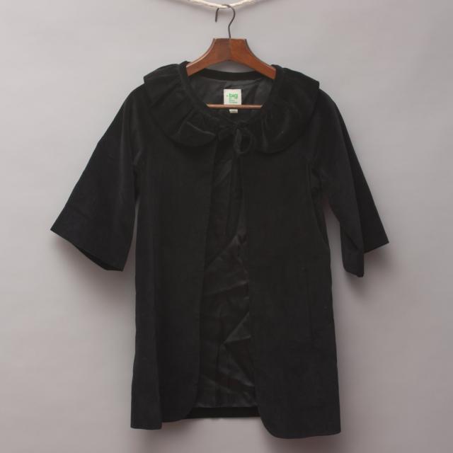 BIG Velvet Dress Coat