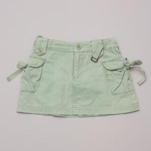 Seed Green Skirt
