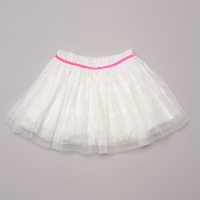 Seed Tulle Skirt