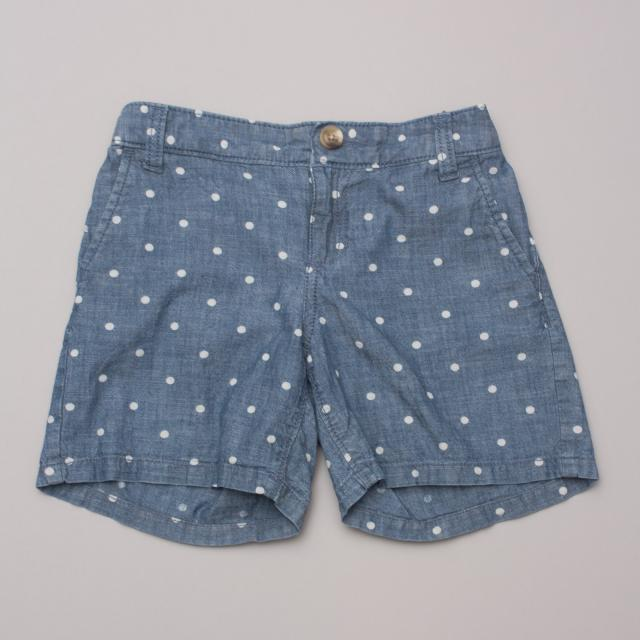 Old Navy Spotted Shorts