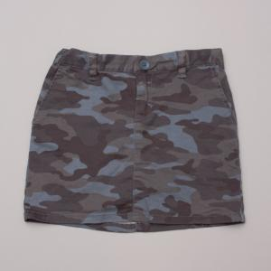 Gap Camo Skirt