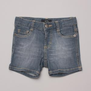 Fred Bare Denim Shorts