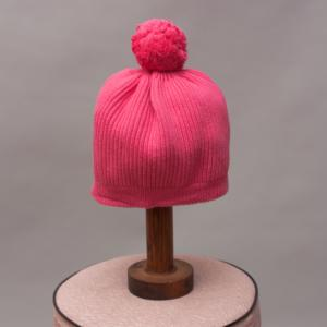 Seed Pink Knitted Hat