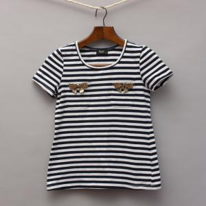 Bardot Striped T-Shirt