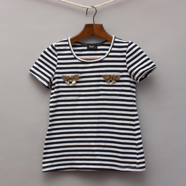 Bardot Striped T-Shirt