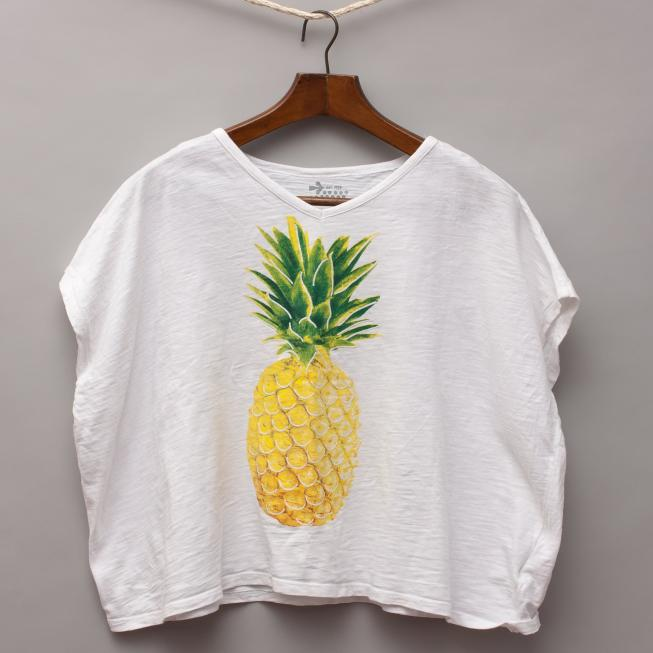 Old Navy Pineapple T-Shirt