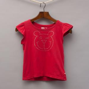 Fred Bare Red T-Shirt