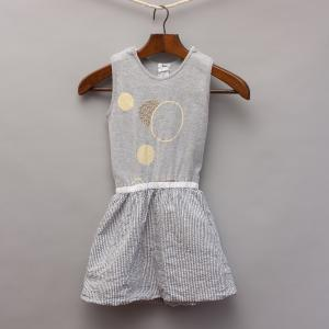 Lume Grey Dress