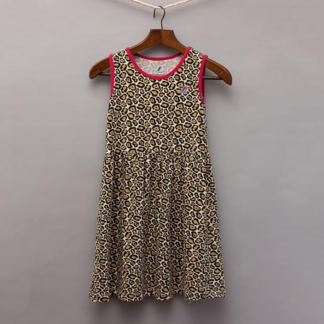 K-Way Leopard Dress