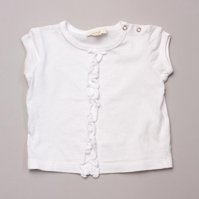 Seed White T-Shirt