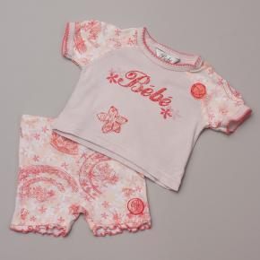 Bebe Floral Print Set