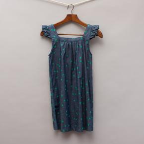 Rhubarb Flower Print Dress