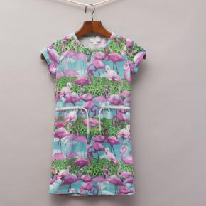 Seed Flamingo Dress