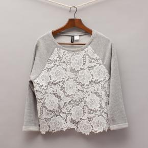 H&M Lace Jumper