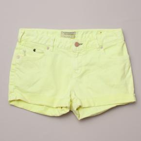Scotch R'Belle Yellow Shorts