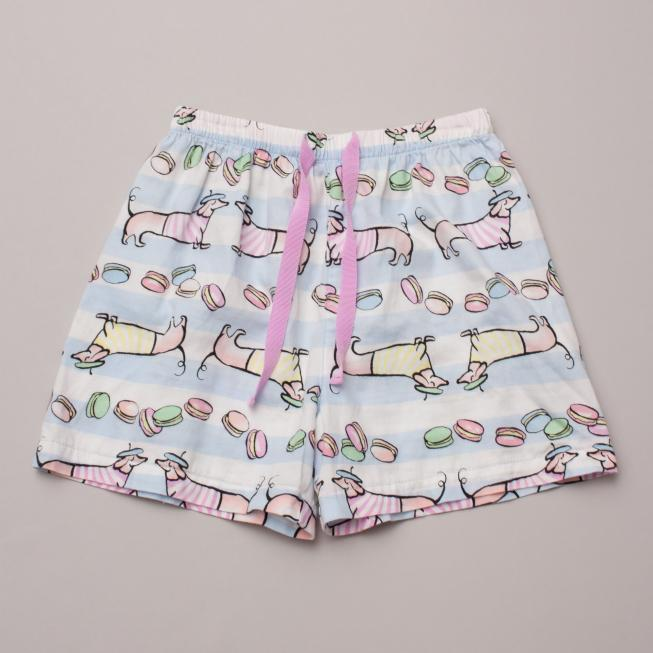 Peter Alexander French Pajama Shorts