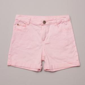Piccolina Pink Shorts