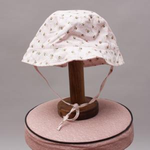 Light Pink Floral Hat