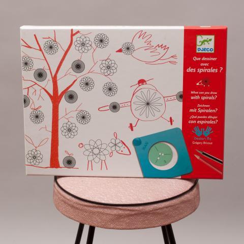 Djeco Spiral Design Set
