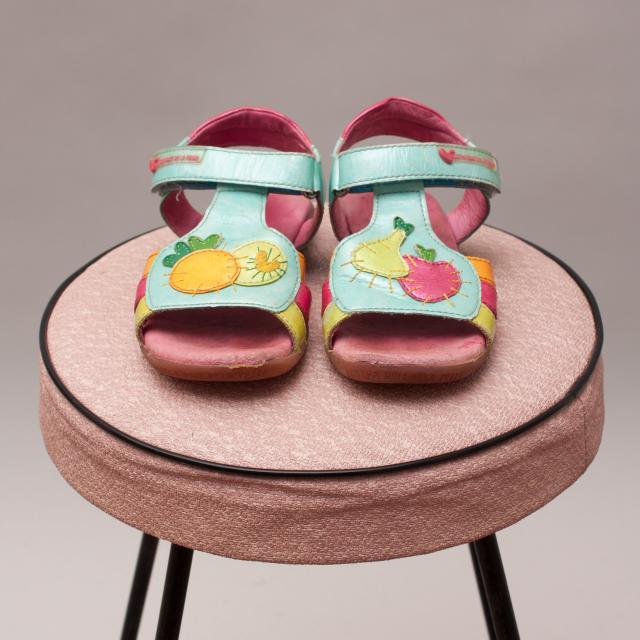 Agatha Ruiz de la Prada Multi Coloured Sandals EU 25