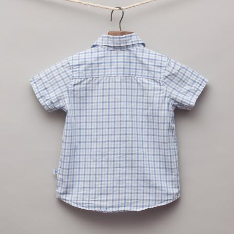 Bunnykins Checked Shirt
