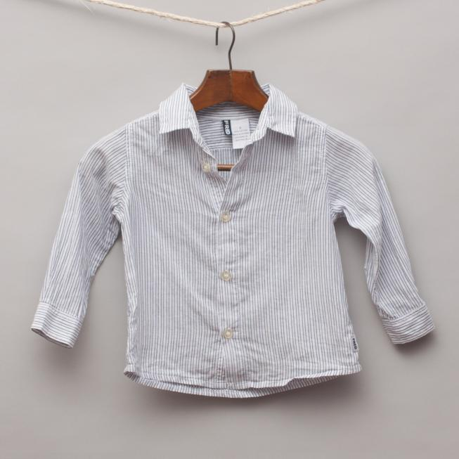 Fred Bare Striped Shirt