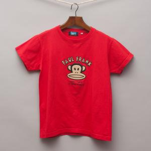 Paul Frank Red T-Shirt