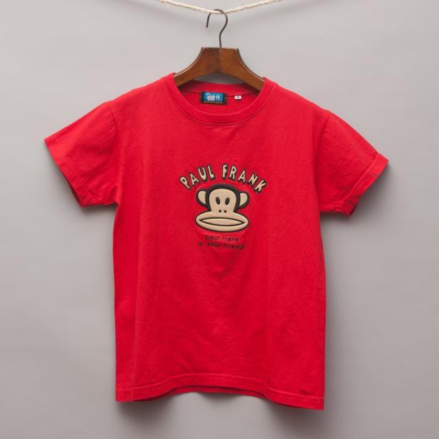 Paul Frank Red T-Shirt