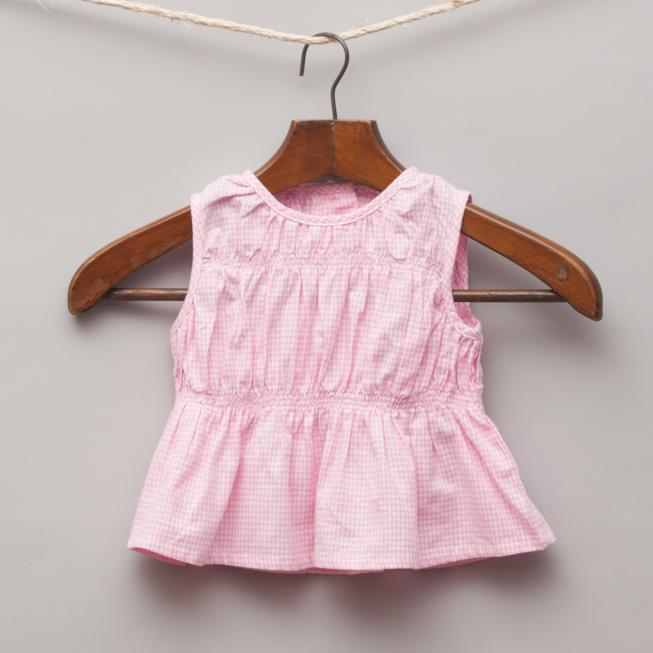 Baby Baby Gingham Dress