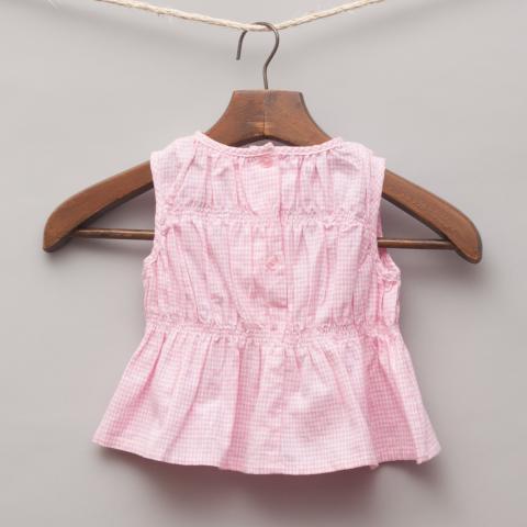 Baby Baby Gingham Dress