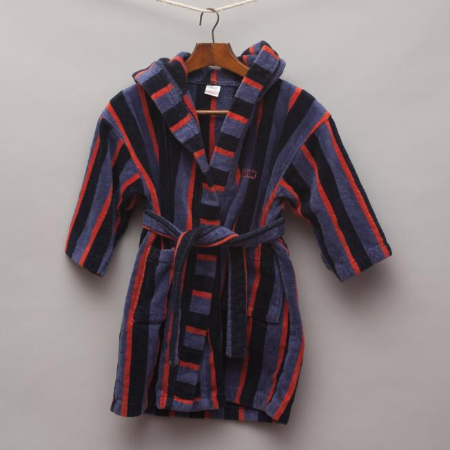 Next Towel Dressing Gown Size 4