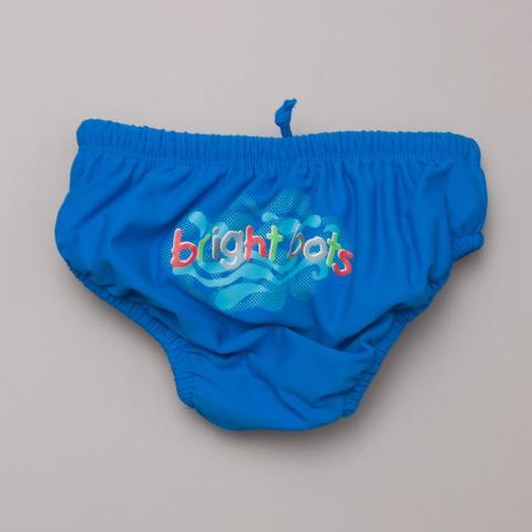 Bright Bots Aqua Nappy