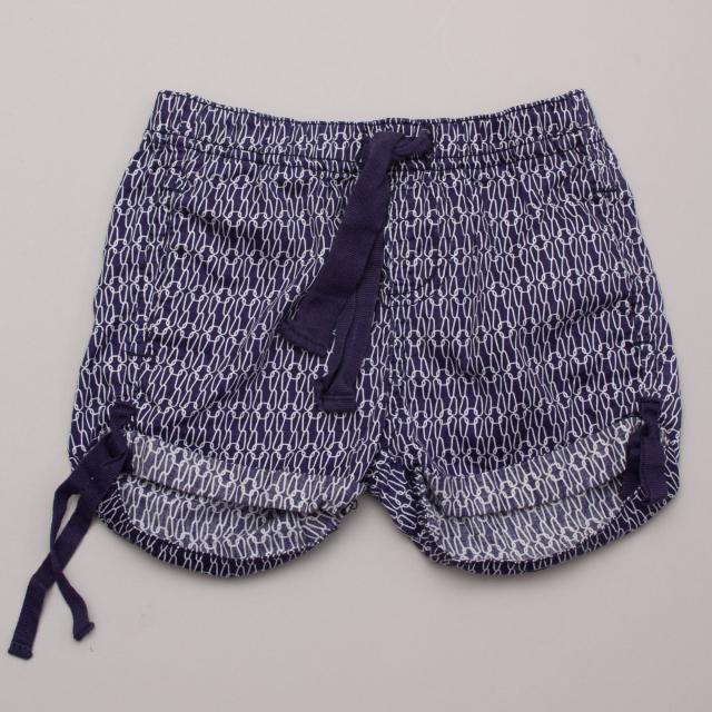 Hush Puppies Patterned Shorts