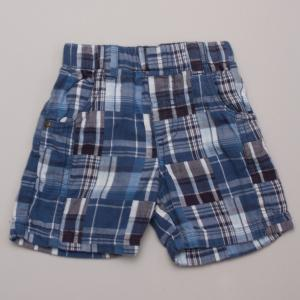 OshKosh Plaid Shorts