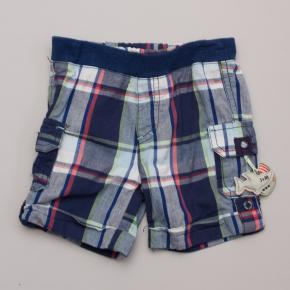 Jack & Milly Plaid Shorts