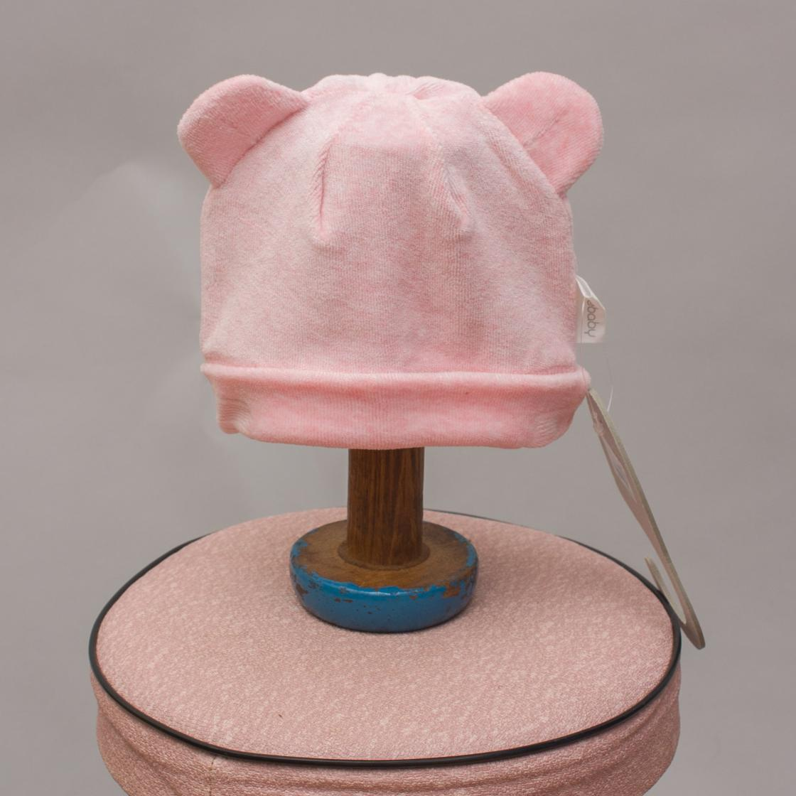 Purebaby Velour Hat