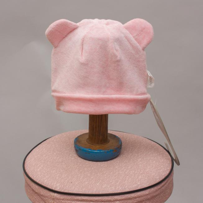 Purebaby Velour Hat