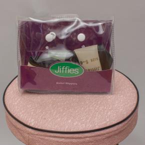 Jiffies Ballet Slippers Size EU 23